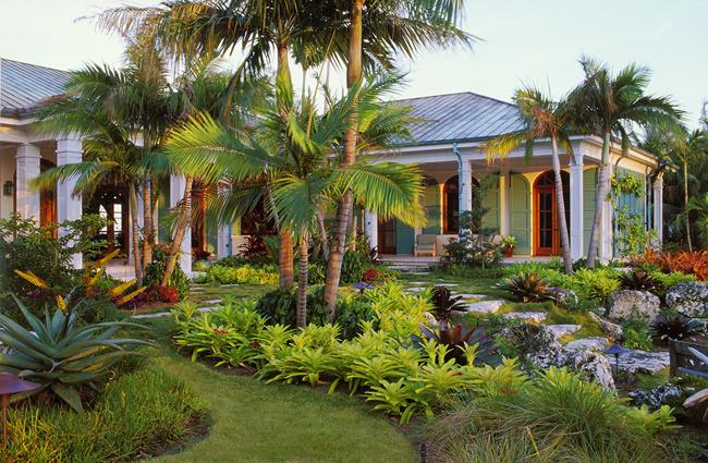 Tropical Garden Photography Landscape Architecture